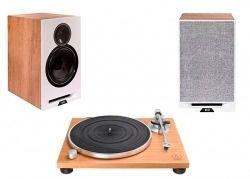 AudioTechnica LPW30WN con...