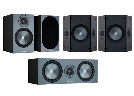 Pack Monitor Audio Bronze 100