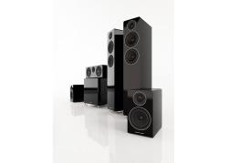 Acoustic Energy AE300 5.1